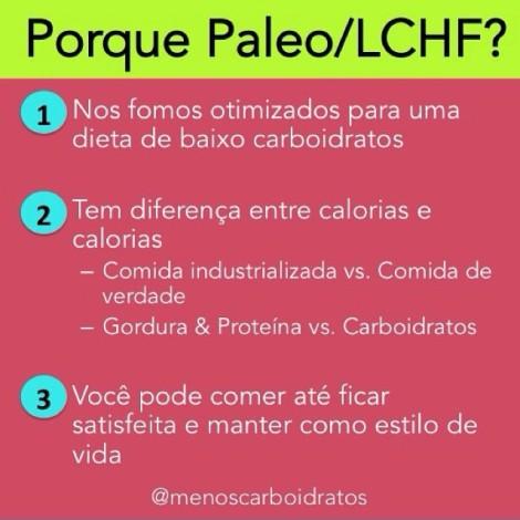 why PALEO?